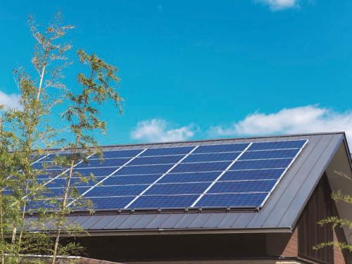 無料太陽光発電システム